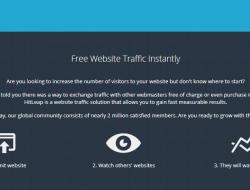 Hitleap Apk, Bisa Dapatkan Traffic Website Dengan Mudah? Ini Caranya