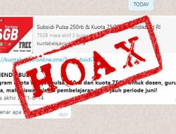 Kuota Belajar Online One Penipuan, Berikut Fakta & Klarifikasi Resminya