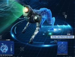 Robot Patrol PUBG, Fitur Terbaru di PUBG Patch 1.5
