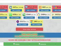 SMS Actiwator RU, Bisa Untuk Verifikasi Gratis Tanpa Memiliki Nomor