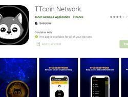 TT Coin Network Apk Penghasil Uang Terbaru 2021, Mining Crypto Gratis
