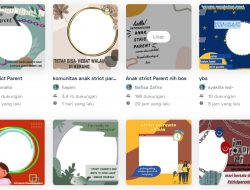 Kumpulan Link Twibbon Strict Parents dan Cara Membuatnya