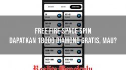 Free Fire Space Spin