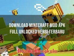 Minecraft Mod Apk (Full Unlocked), Download Versi Terbaru Disini, Gratis!