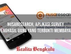 Nusaresearch Apk, Aplikasi Survey Penghasil Saldo Dana, Gopay & Pulsa