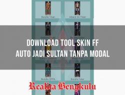 Tool Skin FF Versi Terbaru 2021, Download Disini Gratis & 100% Aman