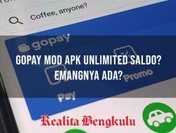 Gopay Mod Apk Unlimited Money / Saldo? Emang Ada?