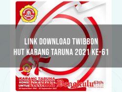 Twibbon HUT Karang Taruna 2021 Yang ke-61, Ini Link Downloadnya