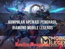 Aplikasi Penghasil Diamond Mobile Legends dan Free Fire Terbaru