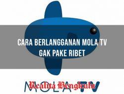 Cara Berlangganan Mola TV, Beserta dengan Paket Terbarunya