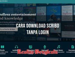 Cara Download Scribd Tanpa Login Secara Gratis Terbaru