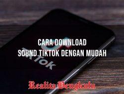 Cara Download Sound Tiktok Jadi Nada Dering Tanpa Aplikasi Terbaru