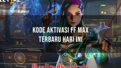 Kode Aktivasi FF Max