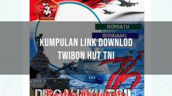 Twibbon HUT TNI